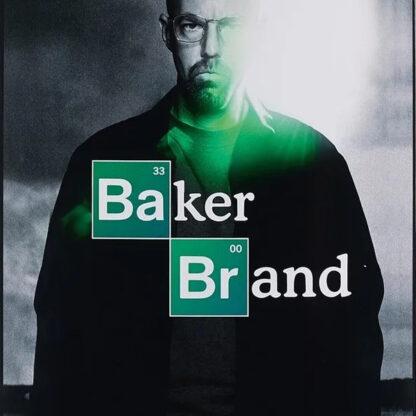"BAKER REYNOLDS ABQ 8.125"" DECK BLACK"