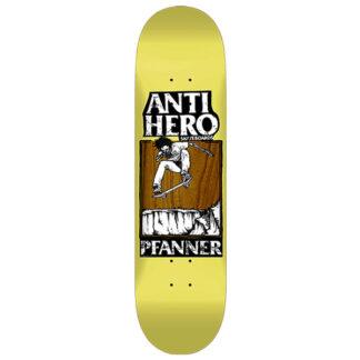 "ANTI HERO LANCE II PFANNER 8.5"" DECK"