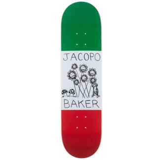 "BAKER JACOPO CAROZZI CENTRALE 8.0"" DECK"