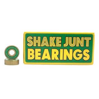 SHAKE JUNT TRIPLE OG'S ABEC 7 BEARINGS GOLD INCLUSI SPACER
