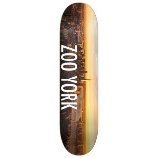 """ZOO YORK SUNRISE 8.125"""" TAVOLA DA SKATE"""