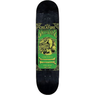 "CREATURE STILL DEAD 8.0"" DECK BLACK"