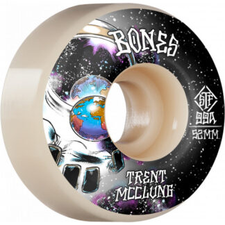 BONES WHEELS STF TRENT MCCLUNG UNKNOWN V1 52MM 99A