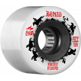 BONES WHEELS ATF FORMULA ROUGH RIDERS WRANGLERS 59MM 80A
