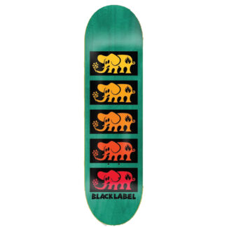 "BLACK LABEL ELEPHANT STACKED 8.25"" DECK"