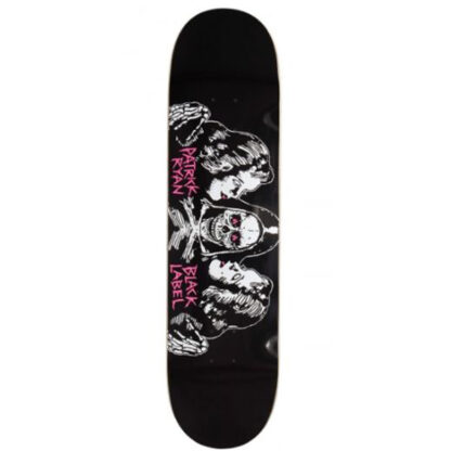 "BLACK LABEL RYAN BETTER OFF DEAD 8.25"" DECK"