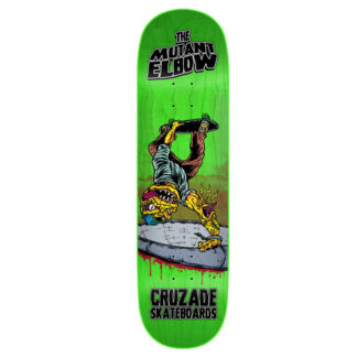 "CRUZADE THE MUTANT ELBOW 8.5"" TAVOLA DA SKATE"