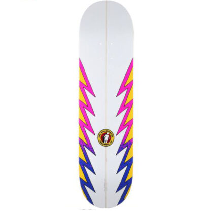 "GIRL MCCRANK GSSC 8.125"" DECK WHITE"
