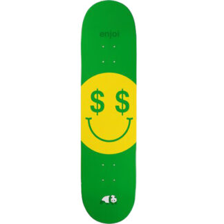 "ENJOI CASH MONEY R7 8.25"" DECK GREEN"