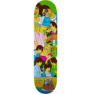"ENJOI BARLETTA WEEKEND AT LOUIES R7 8.25"" DECK"