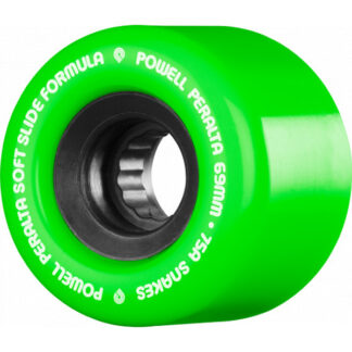POWELL PERALTA WHEELS SSF SNAKES 69MM 75A