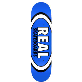 "REAL TEAM CLASSIC OVAL 8.50"" DECK BLUE"