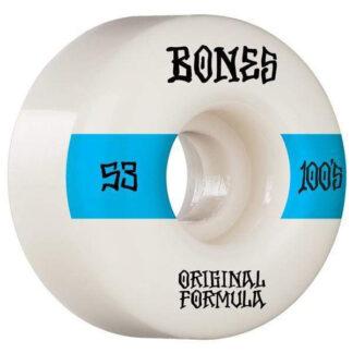 BONES WHEELS OG FORMULA V4 100A 53MM WIDE
