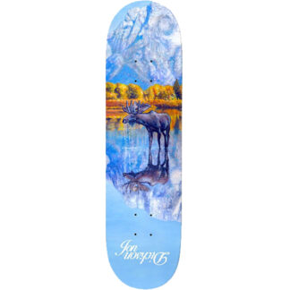 "DEATHWISH DICKSON MIRROR LAKE 8.0"" DECK"