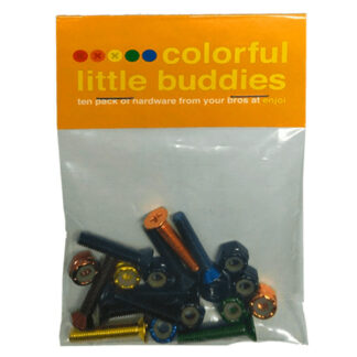 ENJOI BOLT LITTLE BUDDIES ANODIZED SET 1""