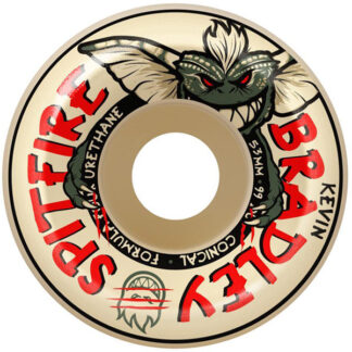 SPITFIRE WHEELS FORMULA FOUR BRADLEY AFTER MIDNIGHT CONICAL 53MM 99A