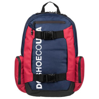 DC CHALKERS BACKPACK BLUE RED 28L