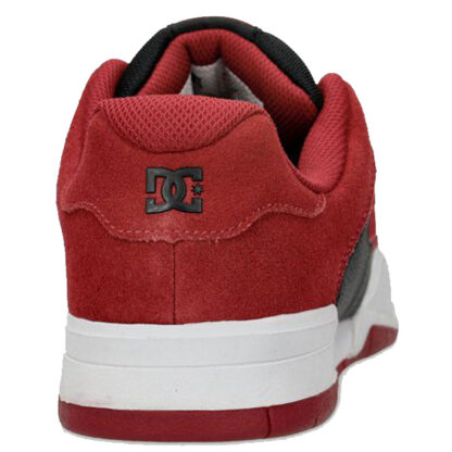 DC SHOES CENTRAL BLACK/RED/GREY