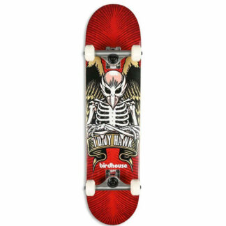 """BIRDHOUSE ICON 8.0"""" SKATE COMPLETO RED"""