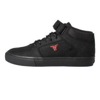 FALLEN X RDS TREMONT MID SHOES BLACK/RED