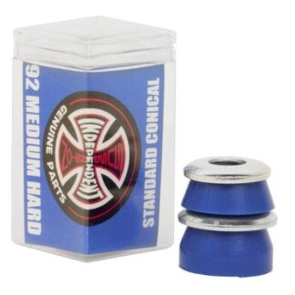 INDEPENDENT BUSHINGS 92A STANDARD CONICAL MEDIUM BLUE