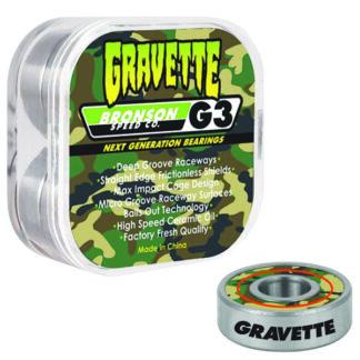 BRONSON SPEED CO. GRAVETTE PRO G3 BEARING