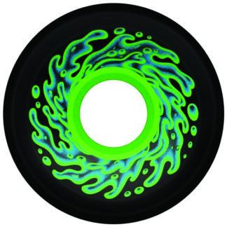 SLIME BALLS WHEELS OG SLIME 60MM 78A BLACK/GREEN