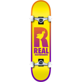 REAL DOVES RENEWAL 7.75″ SKATE COMPLETO YELLOW