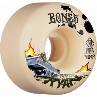 BONES WHEELS STF RYAN CRASH & BURN 53MM V4 99A
