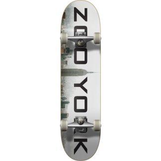 ZOO YORK LOGO BLOCK FOG 7.75″ SKATE COMPLETO