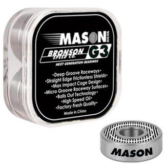 BRONSON SPEED CO. MASON SILVA PRO G3 BEARING
