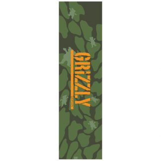GRIZZLY AMPHIBIAN GRIPTAPE OLIVE